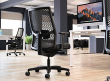 Load image into Gallery viewer, Ergonomic Task Chair - bluespaceinteriors office furniture los angeles