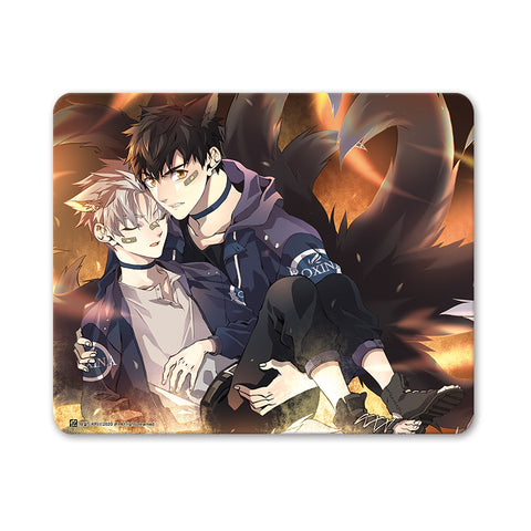 [WILD CITY] Mouse Pad