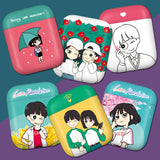 Love Revolution goods,Apple Airpods Case,Airpods Pro Case,webtoon korea_webtoon shop,shop webtoon, webtoon goods