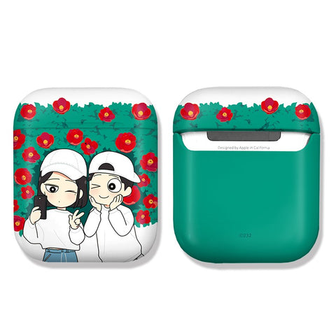 [Love Revolution] Apple Airpods Case / Airpods Pro Case,Love Revolution goods,Apple Airpods Case,Airpods Pro Case,webtoon korea_webtoon shop,shop webtoon, webtoon goods