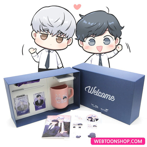 [Cherry Blossoms After Winter] Welcome  Package