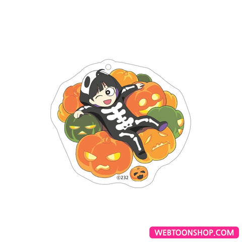 [Love Revolution] Halloween Acrylic Keyring