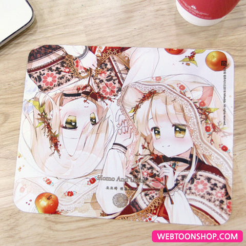 [Homo And Ursus] Mouse Pad