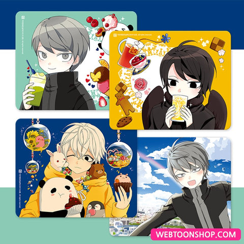 [I Don't Want This Kind of Hero] Mouse Pad_korea webtoon shop,shop webtoon,webtoon shop,webtoonshop,shopwebtoon,webtoon goods