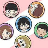 [Love Revolution] Webtoon Socket