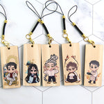 [PRINCE BARI] Wood Keyring 5-in-1 (Set)