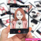 [Seasons of Blossom] Acrylic Photo Frame_korea webtoon shop,shop webtoon,webtoon Shop,shopwebtoon,webtoon goods,webtoon merch