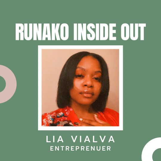 Runako Inside Out with Lia Vialva