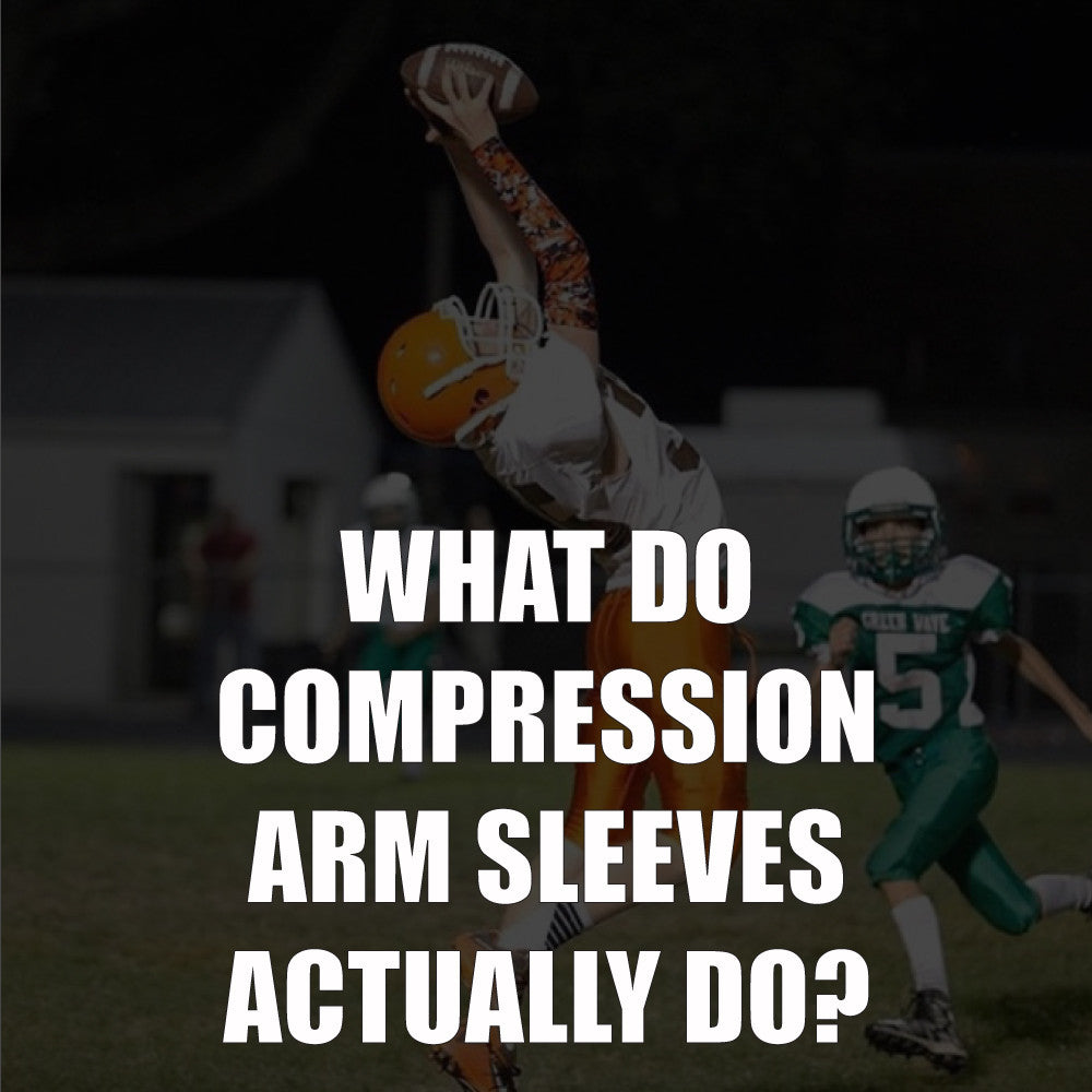 What Do Compression Arm Sleeves Actually Do?