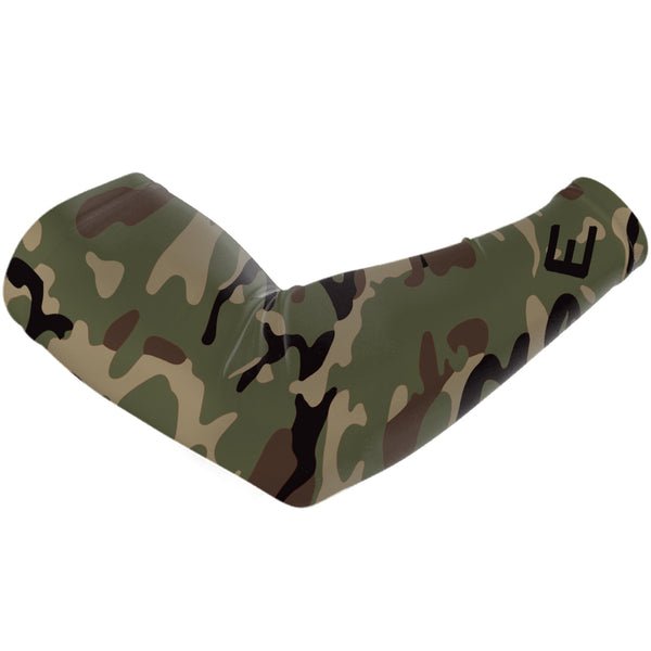 Army Camo Arm Sleeve