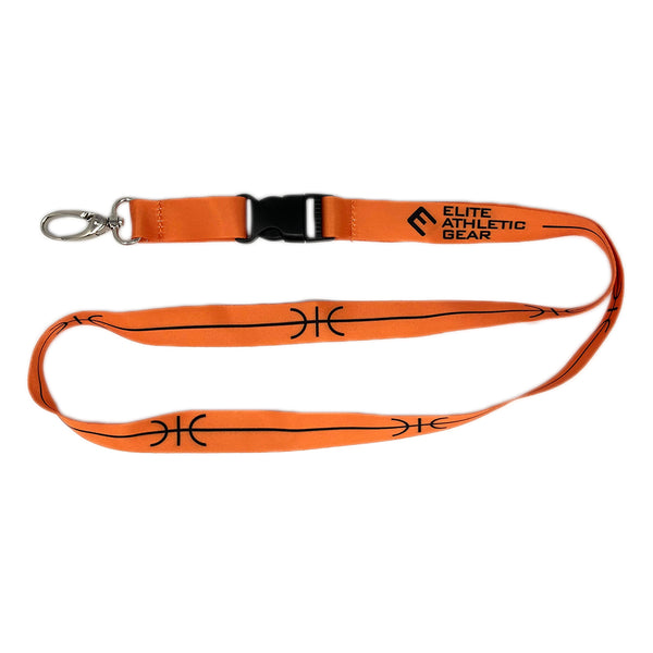 Basketball Lanyard