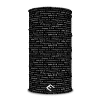 Black BLESSED Multi-Use Face Bandana