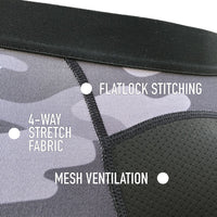 Blackout Camo Compression Tights