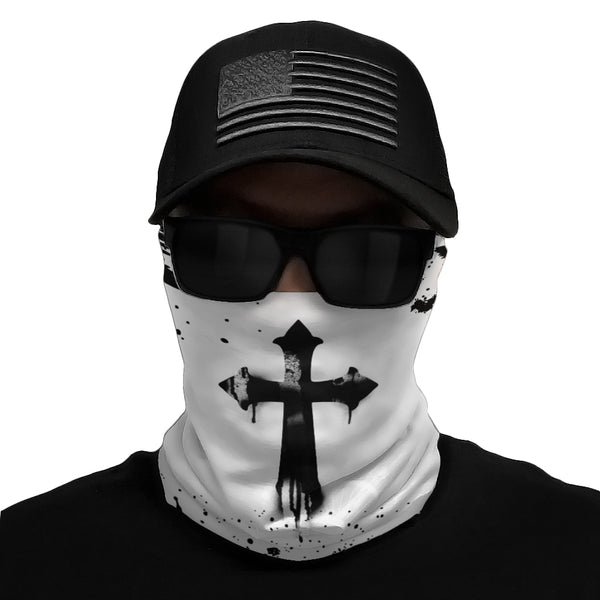 Cross Multi-Use Face Bandana