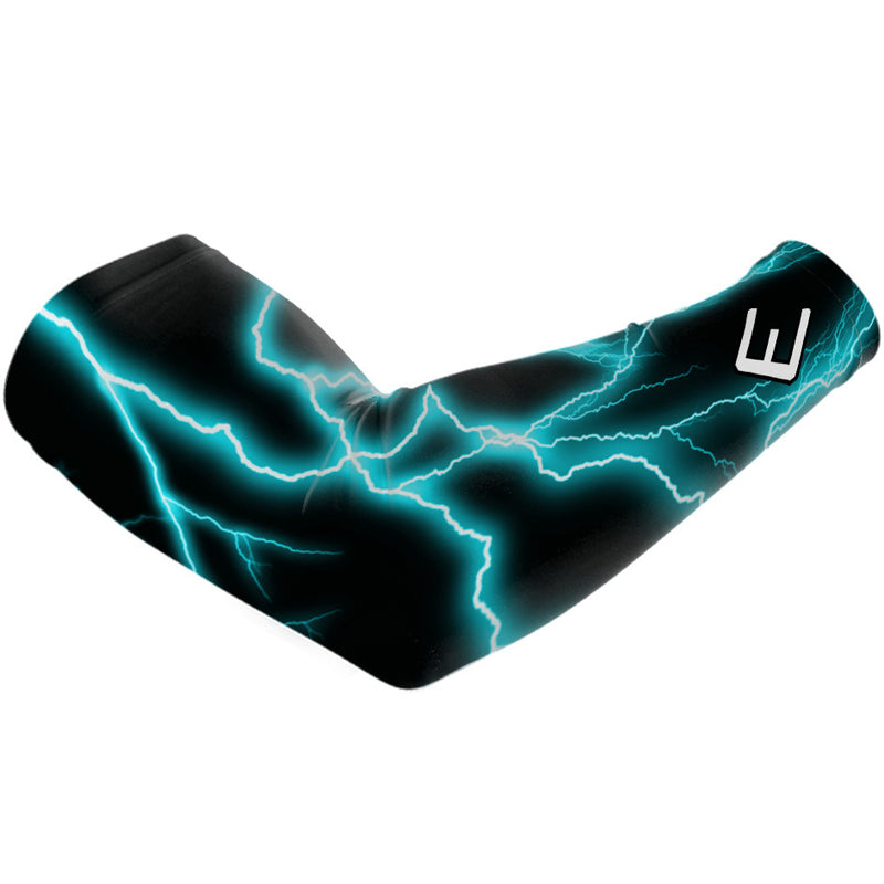 products/Cyan-Lightning-Arm-Sleeve-Flexed.jpg