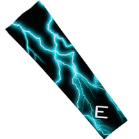 Cyan Lightning Arm Sleeve