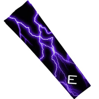 Dark Purple Lightning Arm Sleeve