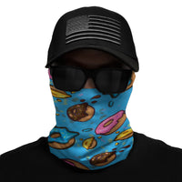 Donuts Multi-Use Face Bandana