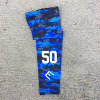 Light Blue Fierce Arm Sleeve