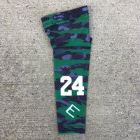 Green Fierce Arm Sleeve