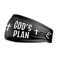 God's Plan Headband
