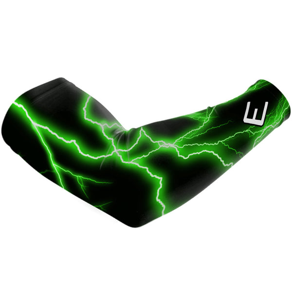Green Lightning Arm Sleeve