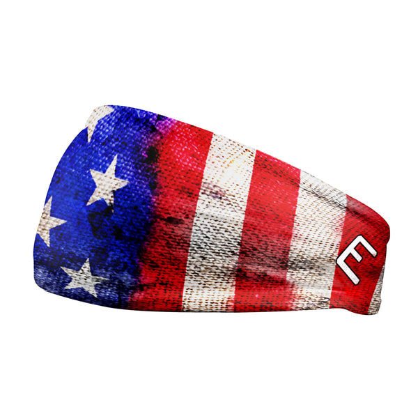Old Glory Headband