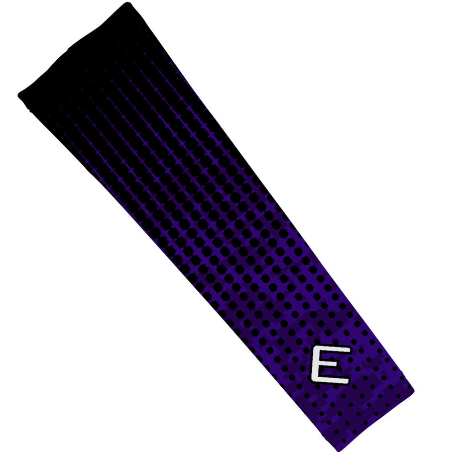 Purple Hextone Arm Sleeve
