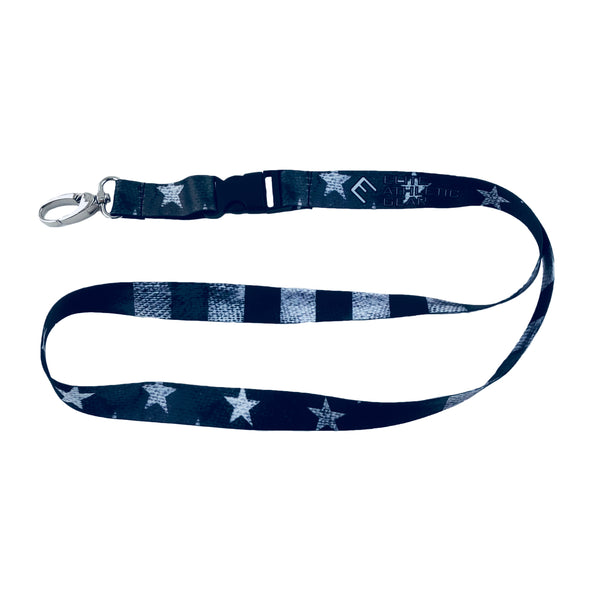 Shadow Old Glory Lanyard