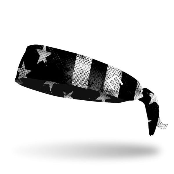 Shadow Old Glory Tie Headband