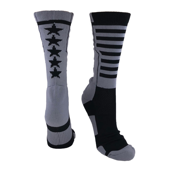Shadow USA Flag Crew Socks