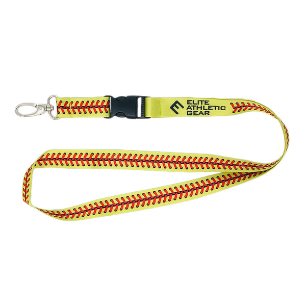 Softball Lace Lanyard