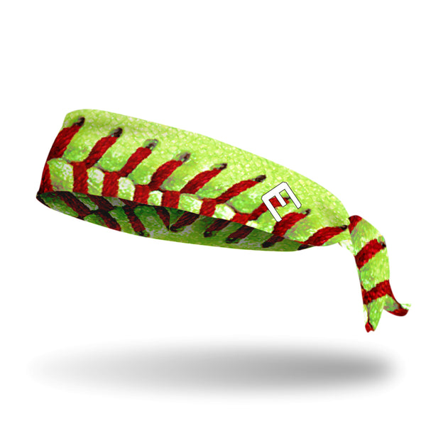 Softball Tie Headband