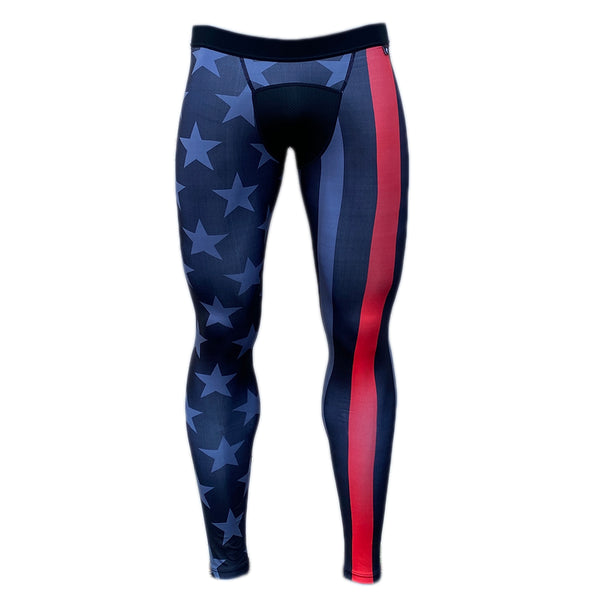 Thin Red Line Compression Tights