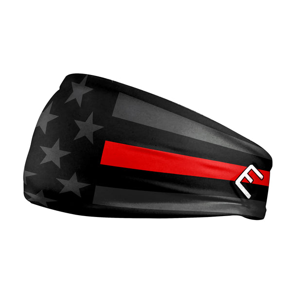 Thin Red Line Headband