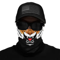 Tiger Multi-Use Face Bandana