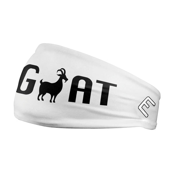 GOAT Headband (White)