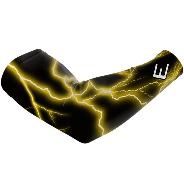 Yellow Lightning Arm Sleeve