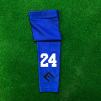 Royal Blue Arm Sleeve