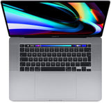"16"" MacBook Pro 2 TByte Speicherplatz Intel Core i7"
