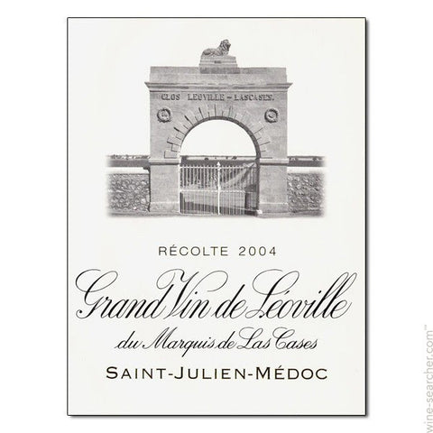 Chateau Leoville las Cases 2004
