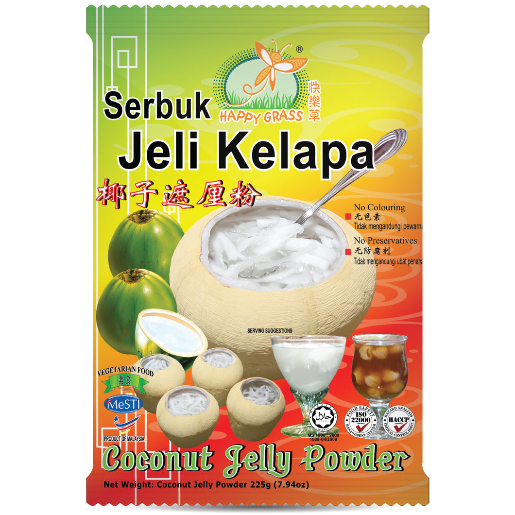 Coconut Jelly Powder