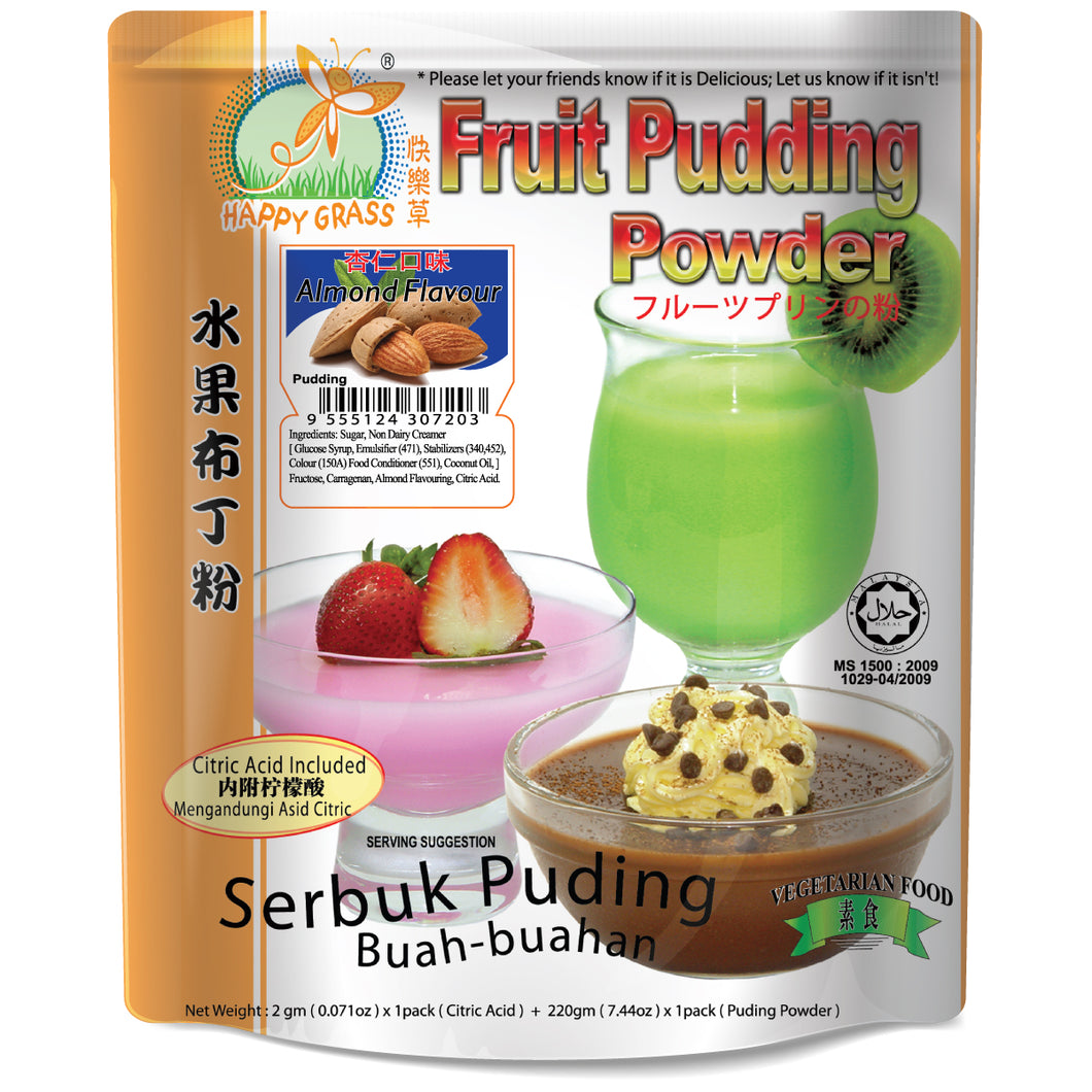 Fruit Pudding Powder
