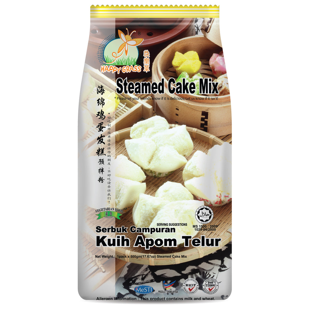 APOM Steamed Cake Mix Powder