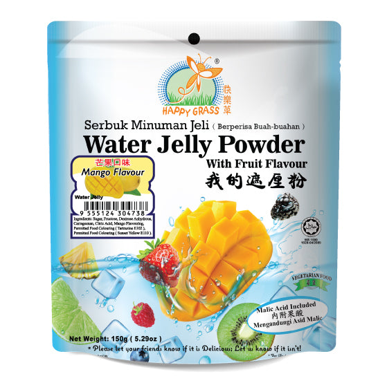 Water Jelly Mango Flavoured
