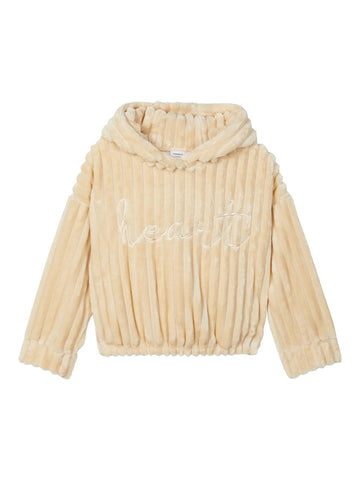 Leoni ls hooded sweat | White Asparagus