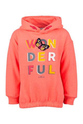 Hooded sweater | Sugar Neon