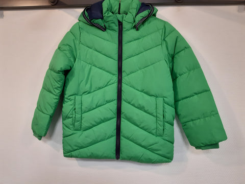 Mil Puffer Jacket | Kelly Green