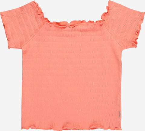 T-shirt ss | Wash Orange