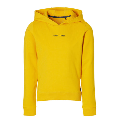 Kellen hooded sweater | Golden Yellow